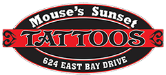 Sunset Tattoos Logo
